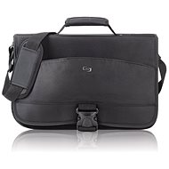 "Solo Conquer Messenger Bag Black 15.6"" - Brašna na notebook"