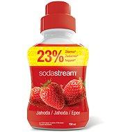 SodaStream Jahoda - Příchuť