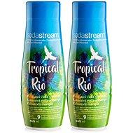 SodaStream Příchuť Tropical Edition 2x Mango-Kokos