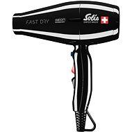 Solis Fast Dry, černý - Fén na vlasy