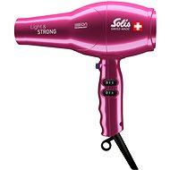 Solis Light&Strong, růžový - Fén na vlasy