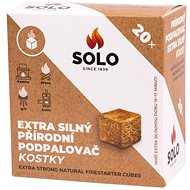 SOLO Lighter Extra Strong Cubes - 20 pcs - Firelighters