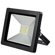 LED venkovní reflektor SLIM, 20W, 1400lm, 3000K, černá