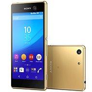 Sony Xperia M5 Gold - Mobilní telefon