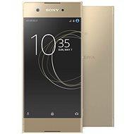 Sony Xperia XA1 Dual SIM Gold - Mobilní telefon