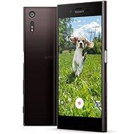 Sony Xperia XZ Mineral Black - Mobilní telefon