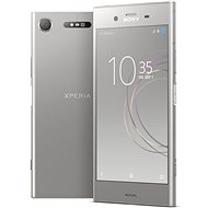 Sony Xperia XZ1 Silver - Mobilní telefon