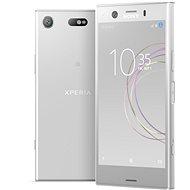 Sony Xperia XZ1 Compact Silver - Mobilní telefon