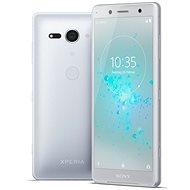 Sony Xperia XZ2 Compact White Silver Dual SIM - Mobilní telefon