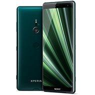 Sony Xperia XZ3 zelená - Mobilní telefon
