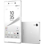 Sony Xperia Z5 White Dual SIM - Mobilní telefon