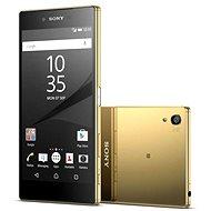 Sony Xperia Z5 Gold Dual SIM - Mobilní telefon