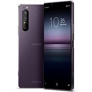 Sony Xperia 1 II fialová - Mobilní telefon