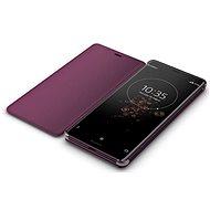 Sony SCSH70 Style Cover Stand Xperia XZ3, Pink - Pouzdro na mobilní telefon