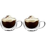 Ezystyle Cappuccino, dvoustěnné, 270 ml, 2 ks - Sada sklenic