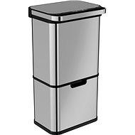 Home Bezdotykový odpadkový koš s ozonizérem 60L (36 + 24 L) - Odpadkový koš