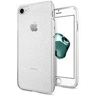 Spigen Liquid Crystal Glitter Crystal Quartz iPhone 7/8 - Kryt na mobil