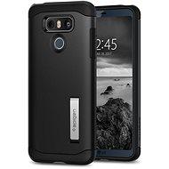 Spigen Slim Armor Black LG G6 - Kryt na mobil