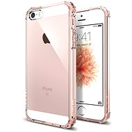 SPIGEN Crystall Shell Rose Crystal iPhone SE/5s/5 - Ochranný kryt