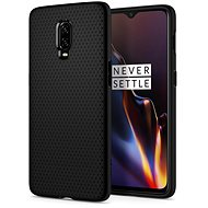 Spigen Liquid Air Matte Black OnePlus 6T