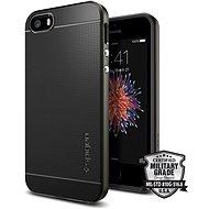 SPIGEN Neo Hybrid Gunmetal iPhone SE/5s/5 - Kryt na mobil