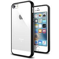SPIGEN Ultra Hybrid Black iPhone SE/5s/5 - Ochranný kryt