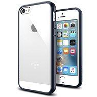 SPIGEN Ultra Hybrid Metal Slate iPhone SE/5s/5 - Ochranný kryt