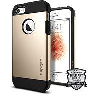 SPIGEN Tough Armor Champagne Gold iPhone SE/5s/5 - Ochranný kryt