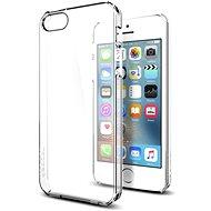 SPIGEN Thin Fit Crystal Clear iPhone SE/5s/5 - Ochranný kryt