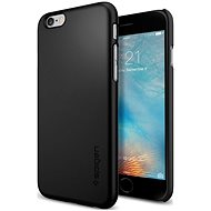 SPIGEN Thin Fit Black iPhone 6/6S - Ochranný kryt
