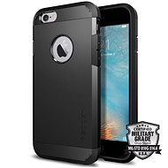 SPIGEN Tough Armor Black iPhone 6/6S - Ochranný kryt