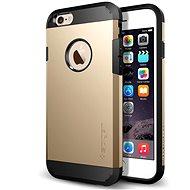 SPIGEN Tough Armor Champagne Gold iPhone 6/6S - Ochranný kryt