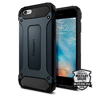 SPIGEN Tough Armor Tech Metal Slate iPhone 6/6S - Ochranný kryt