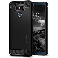 Spigen Rugged Armor Black LG G6