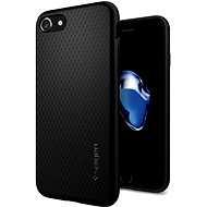 Spigen Liquid Black iPhone 7/8 - Kryt na mobil