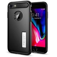 Spigen Slim Armor Black iPhone 7/8 - Ochranný kryt