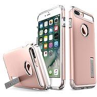 Spigen Slim Armor Rose Gold iPhone 7 Plus - Ochranný kryt