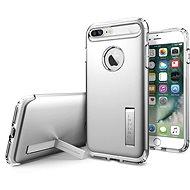 Spigen Slim Armor Satin Silver iPhone 7 Plus - Ochranný kryt