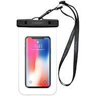 Spigen Velo A600 Waterproof Phone Case Clear - Pouzdro na mobil