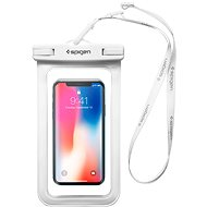 Spigen Velo A600 Waterproof Phone Case White - Pouzdro na mobil