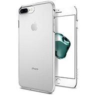 Spigen Thin Fit Crystal Clear iPhone 7 Plus - Ochranný kryt