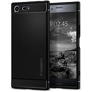 Spigen Rugged Armor Black Sony Xperia XZ1