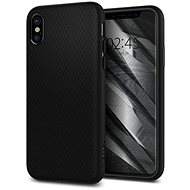 Spigen Liquid Air Black iPhone X - Ochranný kryt