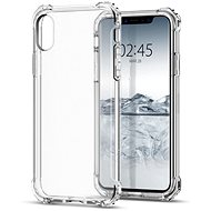 Spigen Rugged Crystal Clear iPhone X - Ochranný kryt