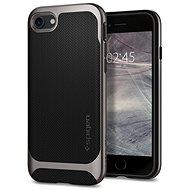 Spigen Neo Hybrid Herringbone Gunmetal iPhone 7/ 8 - Ochranný kryt