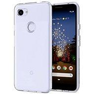 Spigen Liquid Crystal Clear Google Pixel 3a XL - Kryt na mobil