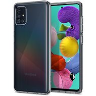 Kryt na mobil Spigen Liquid Crystal Clear Samsung Galaxy A71