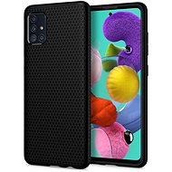 Spigen Liquid Air Black Samsung Galaxy A51 - Mobile Case