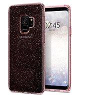 Spigen Liquid Crystal Glitter Rose Samsung Galaxy S9