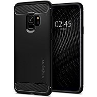Spigen Rugged Armor Black Samsung Galaxy S9